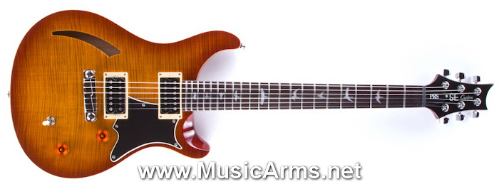 PRS SE Custom 24 Semi Hollow Electric Guitar ขายราคาพิเศษ