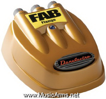 DANELECTRO D-6 FAB Flange Effects Pedal