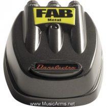DANELECTRO D-3 FAB Metal Effects Pedal