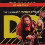 DR DBG-10 Dimebag Darrell Lite Medium Hi-Voltage Electric Guitar Strings ลดราคาพิเศษ