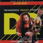DR DBG-9 Dimebag Darrell Lite Hi-Voltage Electric Guitar Strings ลดราคาพิเศษ