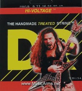 DR DBG-9 Dimebag Darrell Lite Hi-Voltage Electric Guitar Strings ขายราคาพิเศษ