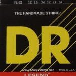 DR FT-12 Legend Light Flatwound Electric Guitar Strings ลดราคาพิเศษ