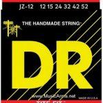 DR JZ-12 Tite-Fit Nickel Plated Electric Guitar Strings ลดราคาพิเศษ