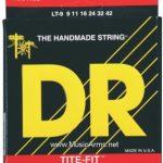 DR LT-9 Tite-Fit Nickel Plated Electric Guitar Strings ลดราคาพิเศษ