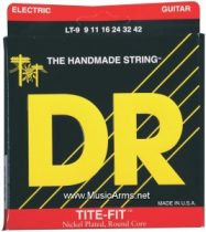 DR LT-9 Tite-Fit Nickel Plated Electric Guitar Strings