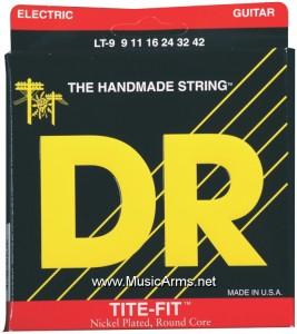 DR LT-9 Tite-Fit Nickel Plated Electric Guitar Strings ขายราคาพิเศษ