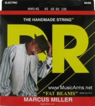 DR MMS-45 Fat Beam™ Stainless Steel Signature Bass Strings
