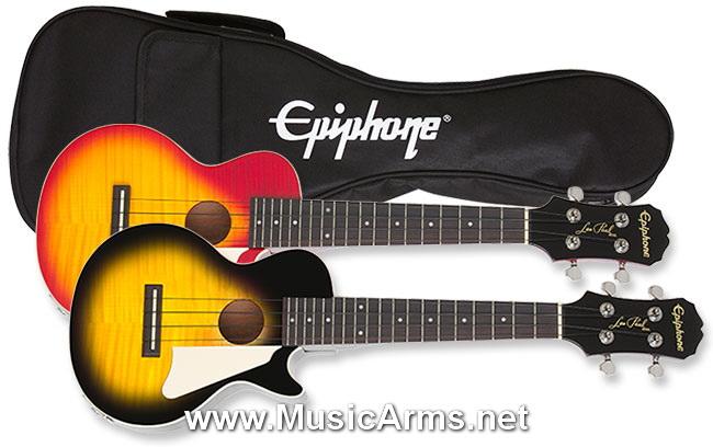 Epiphone-Ukulele-Les-Paul-Acoustic-Guitar-ราคา ขายราคาพิเศษ