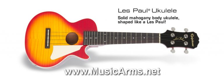 Epiphone-Ukulele-Les-Paul-Acoustic-Guitar-HS_ราคา ขายราคาพิเศษ