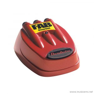 Face cover DANELECTRO-D-1-FAB-Distortion-Effects-Pedal