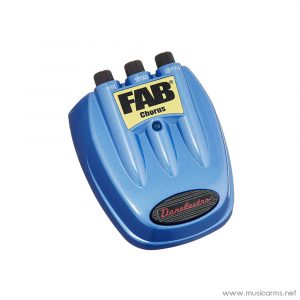 Face cover DANELECTRO-D-5-FAB-Chorus-Effects-Pedal