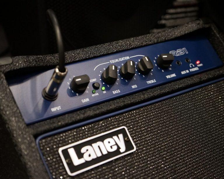 Showcase LANEY RB1