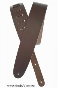 PLANET WAVES 25BL01 Basic Leather Guitar Strap Brown ขายราคาพิเศษ