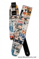 PLANET WAVES 25LB08 Beatles Guitar Strap Anthology