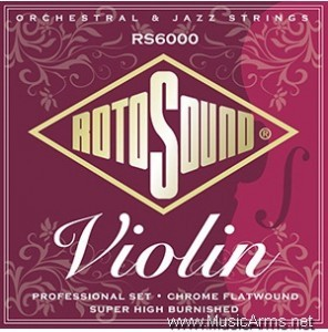 ROTOSOUND RS6000 Professional Violin String