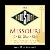 ROTOSOUND RS75 Missouri 4 String Tenor Banjo Strings