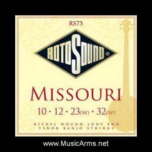 ROTOSOUND RS75 Missouri 4 String Tenor Banjo Strings ขายราคาพิเศษ