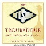 ROTOSOUND RS80 Troubadour Mandolin Strings ลดราคาพิเศษ