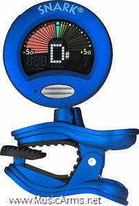 SNARK SN-1 Blue Chromatic Guitar and Bass Tuner