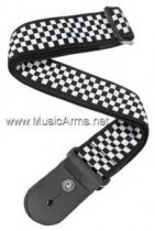 PLANET WAVES 50C02 Woven Guitar Strap Check Mate