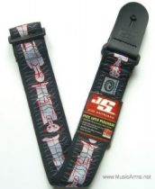PLANET WAVES 50JS08 Joe Satriani 50mm Creatures Guitar Strap
