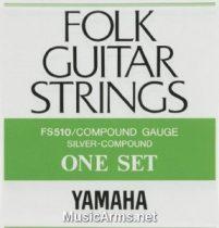 YAMAHA FS510 - สายกีต้าร์ชุดโฟล์ค