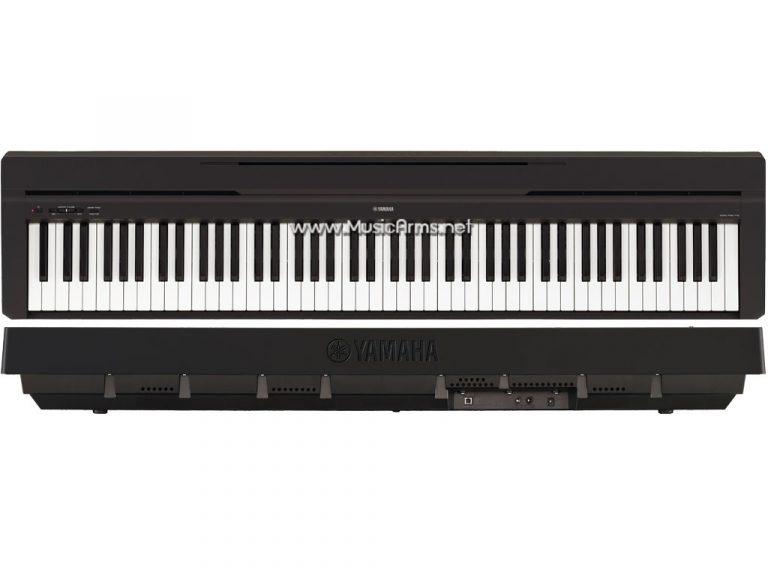 เปียโนไฟฟ้า Yamaha P45 Digital Piano ขายราคาพิเศษ