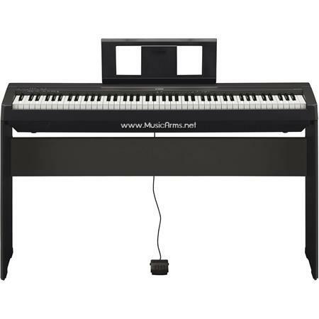 เปียโนไฟฟ้า Yamaha P45 สีดำ ขายราคาพิเศษ