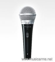 SHURE PG-48 Dynamic Microphone