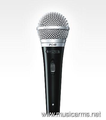SHURE PG-48 Dynamic Microphone ขายราคาพิเศษ