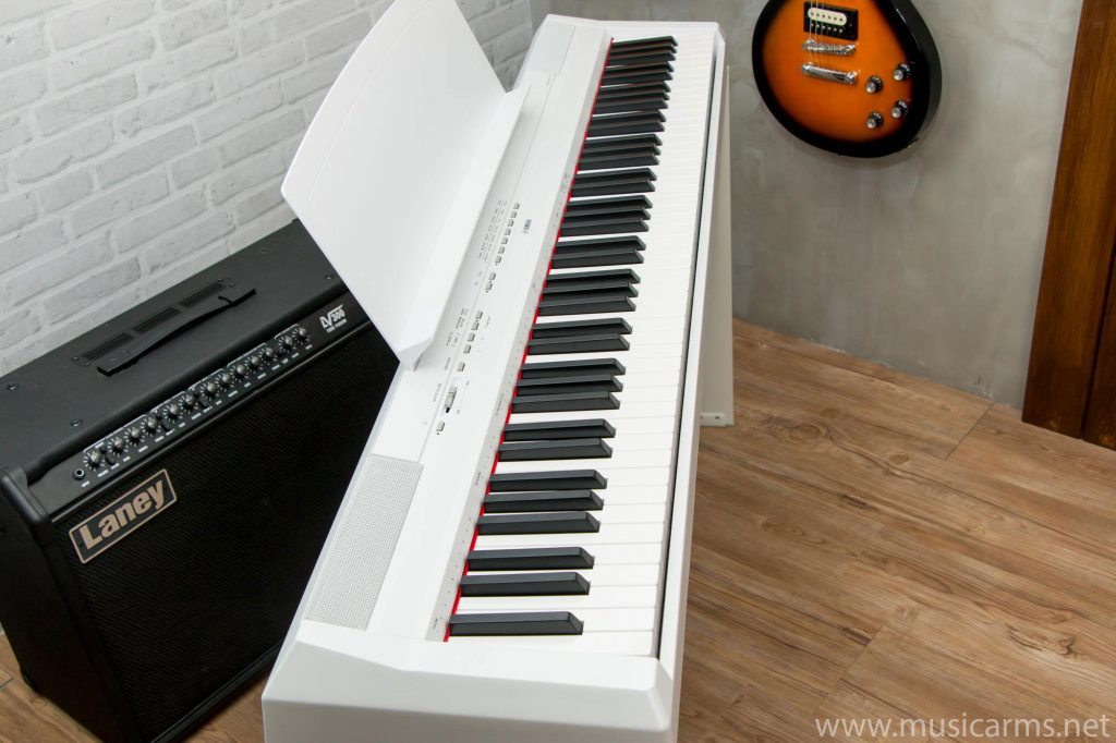 yamaha p115 digital piano 4 music arms. Black Bedroom Furniture Sets. Home Design Ideas