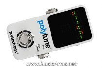 TC Electronic Polytune Mini Chromatic Pedal Tuner