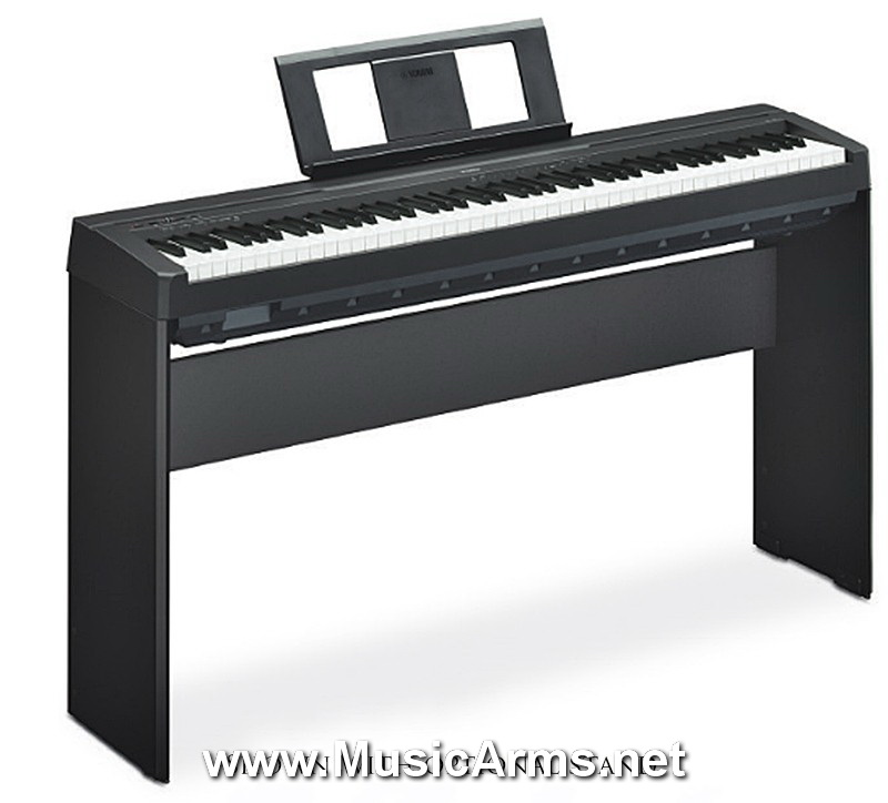 yamaha p45 digital piano 5 music arms. Black Bedroom Furniture Sets. Home Design Ideas