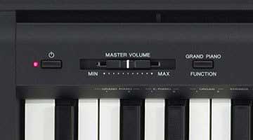 Yamaha P45 ดิจิตอลเปียโน