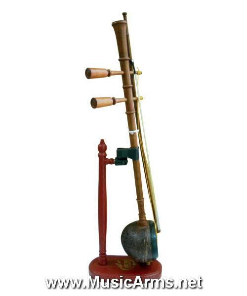 เครื่องสี ซออู้ (ไม้ชิงชัน/ไม้ประดู่/ไม้มะเกลือ),กระเป๋า ซออู้,คันซัก (ไม้ชิงชัน/ไม้ประดู่),สายซออู้,ขาตั้ง