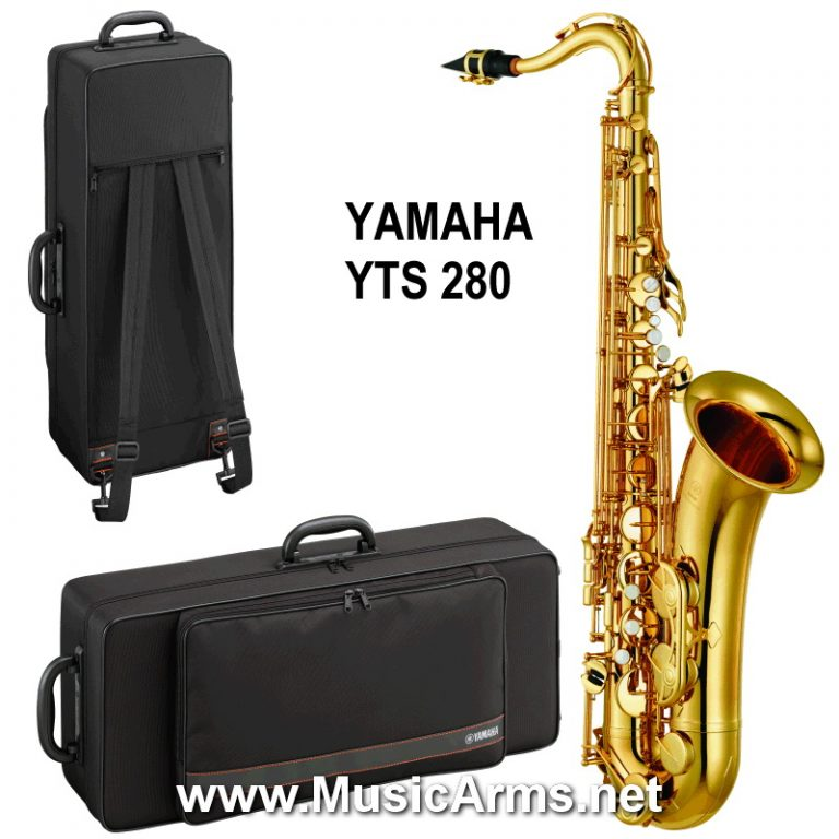 Yamaha YTS-280 Tenor Saxophones ขายราคาพิเศษ