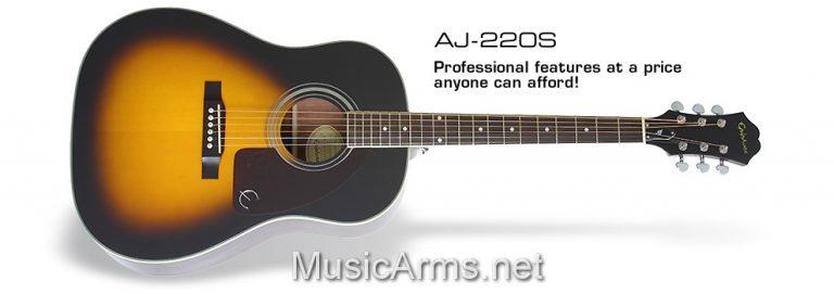 Epiphone AJ-220S ขายราคาพิเศษ