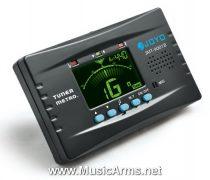 JOYO JMT9001B Tuner and Metronome