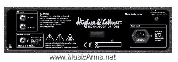 Hughes & Kettner Edition Tube 25th Anniversary Combo Amp ขายราคาพิเศษ