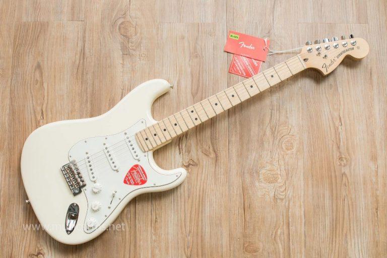 Fender American Special Stratocaster ขายราคาพิเศษ