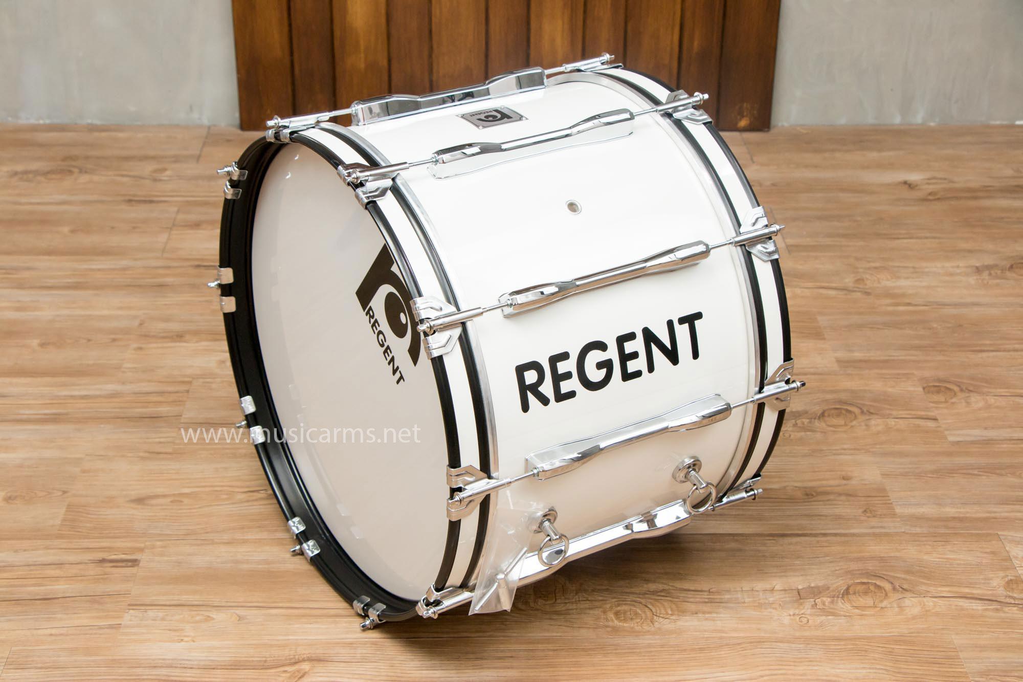 Regent กลองใหญ่ ขอบเหล็ก 20 นิ้ว 10 หลัก เกลียวยาว
