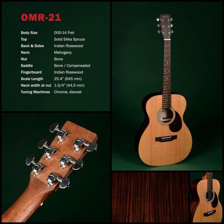 Sigma OMR-21 ขายราคาพิเศษ