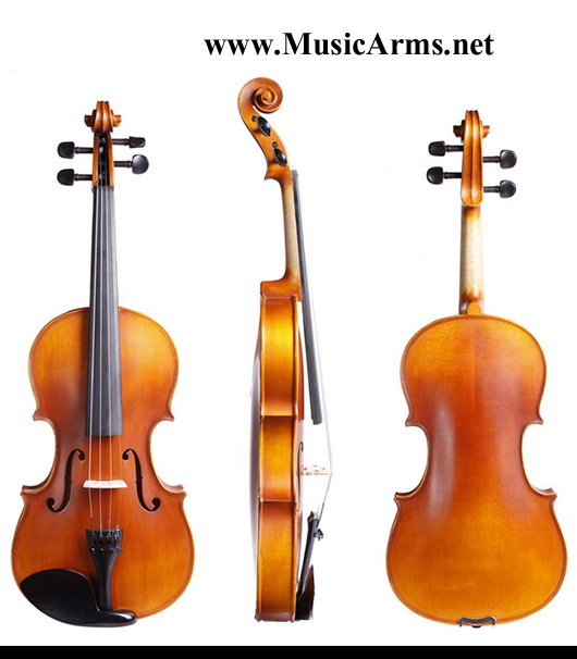 Sandner Violin 303 – SV2 ขนาด 1/2, 3/4 ขายราคาพิเศษ
