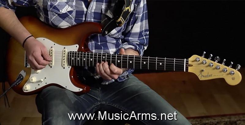 Fender American Standard Stratocaster | ซื้อเครื่องดนตรีราคา