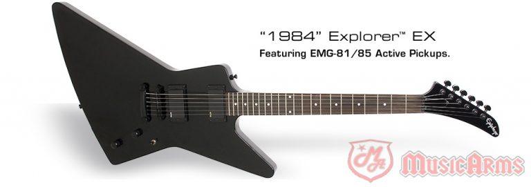 Epiphone 1984 Explorer EX ขายราคาพิเศษ
