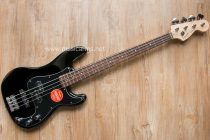 squier affinity pj bass bwbpgblk