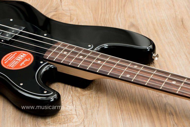 squier affinity pj bass bwbpgblk ขายราคาพิเศษ