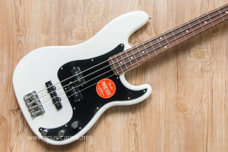 squier affinity pj bass olympicwhi ขายราคาพิเศษ