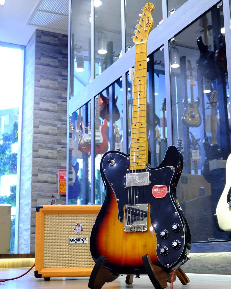 Showcase Squier Classic Vibe Telecaster '50s Electric Guitar